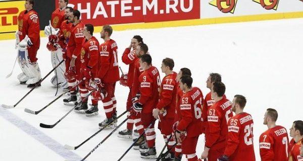Хоккеист Блажиевский покинул расположение сборной России на чемпионате мира